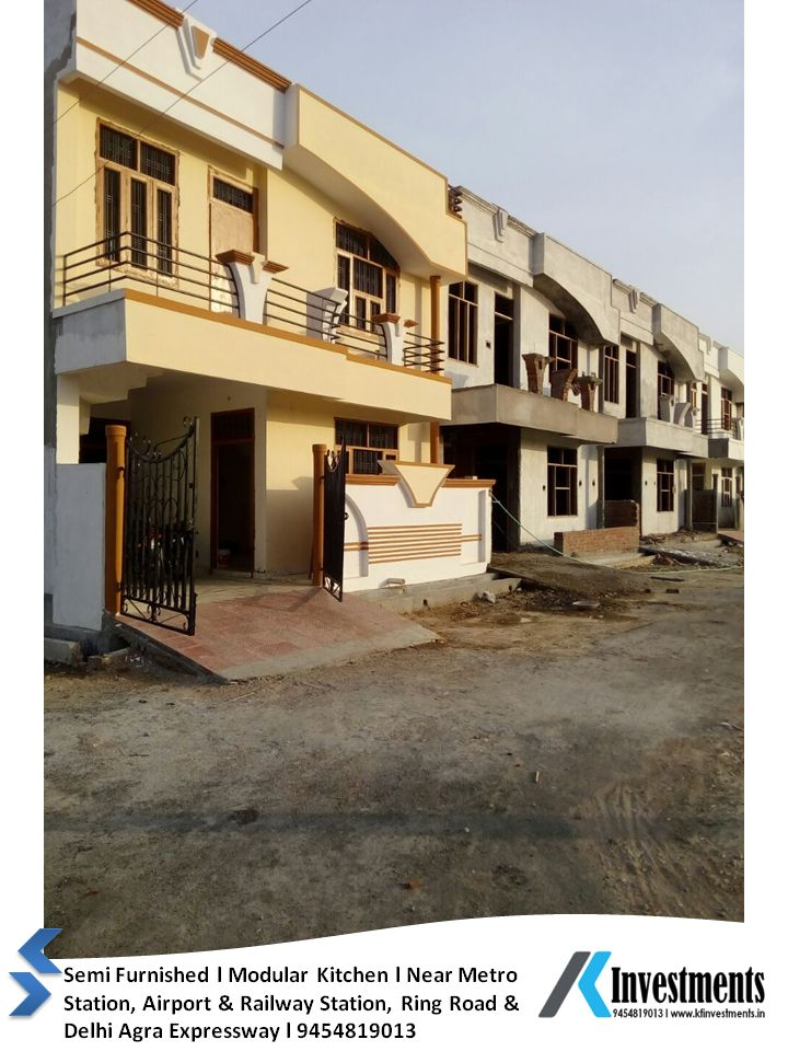 Independent House in Krishna Nagar, Prime Location Semi Furnished l बैंक एप्रूव्ड प्रोजेक्ट है। अब घर का सपना होगा पूरा। आपका स्वागत है लखनऊ मै।