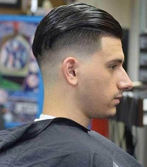 Undercut Mens Mohawk Hair