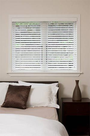 Wooden Cedar Blinds | Brightshine Blinds Painted 60mm