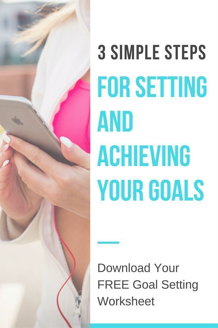 Double Tap To Download Your FREE Goal Setting Worksheet Goals Can Make Weight Loss
