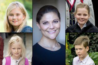 Victoria de Suède, la reine des marraines