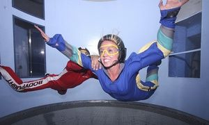 Groupon - Indoor Skydiving from £22 at Bodyflight Bedford (45% Off*) in Milton Earnest, Beds. Groupon deal price: £22