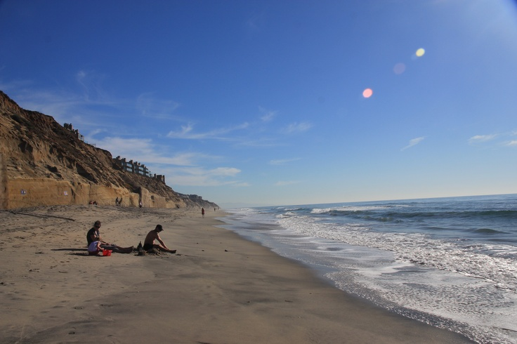 Solana Beach, CA.  An early morning beach dive with the Power Scuba group.  Great shallow dive on a weekend visit to California.