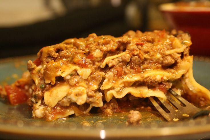 Molten Lasagne Supreme
