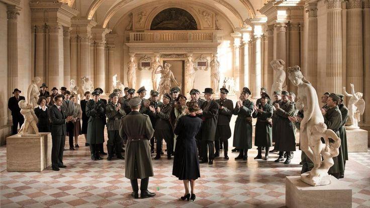 Frankofonia  France, 2015 dir. Aleksander Sokurow cast Louis-Do de Lencquesaing, Benjamin Utzerath #lodz #pgnig #transatlantyk #festival