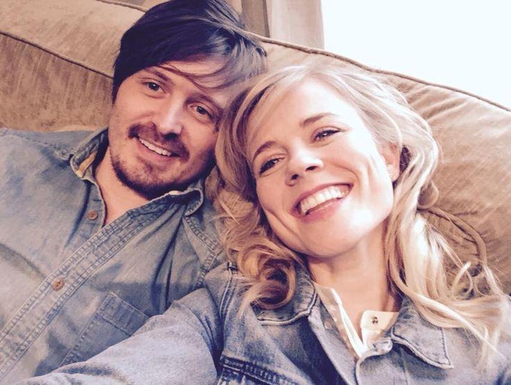 Ilse with Matthew Crosby