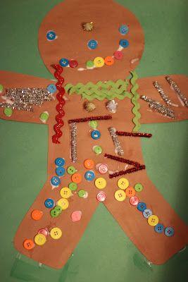 The Johnson Journey: Unit Theme: Gingerbread Man