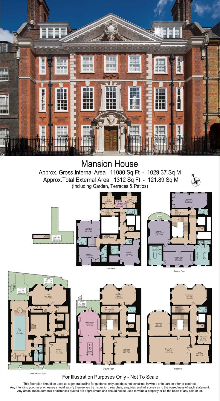 7 Bedroom Property For Sale In Mansion House Westminster