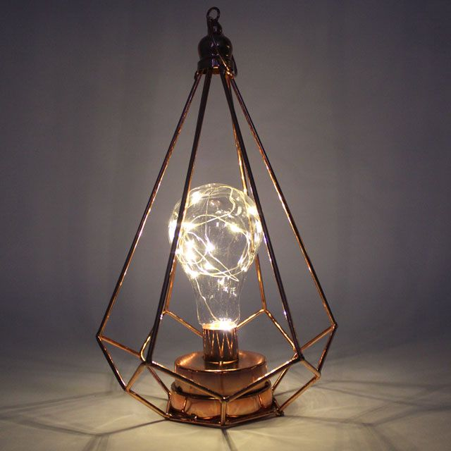 Wholesale Triangle geometric light - Something Different
