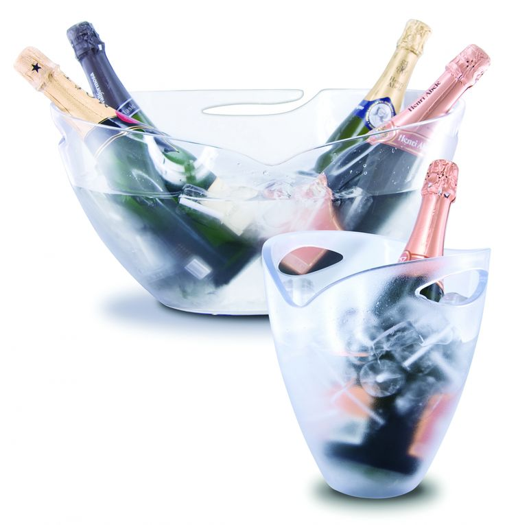 Wiaderko do lodu TRIUM XL - PULLTEX - DECO Salon #wine #wineaccessories #winelovers #giftidea #icebucket