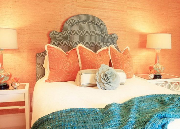Best 25 Peach Bedroom Ideas On Pinterest Colored Rooms Rug And Bedding