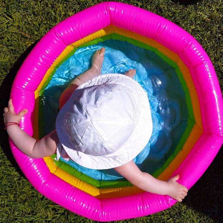 Pool day sunny sun