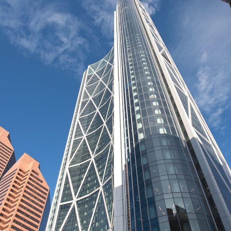 A bold new landmark – The Bow, Calgary's tallest tower - http://www.adelto.co.uk/a-bold-new-landmark-on-the-skyline-the-bow-calgarys-tallest-tower