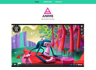 Bring your business to life with this vibrant and stylish website template. Perfect for animators, graphic designers or anyone with a creative flair, this template presents plenty of opportunities to showcase your talent through various multimedia. Simply upload your videos, illustrations and animations to share your talent with the world!
