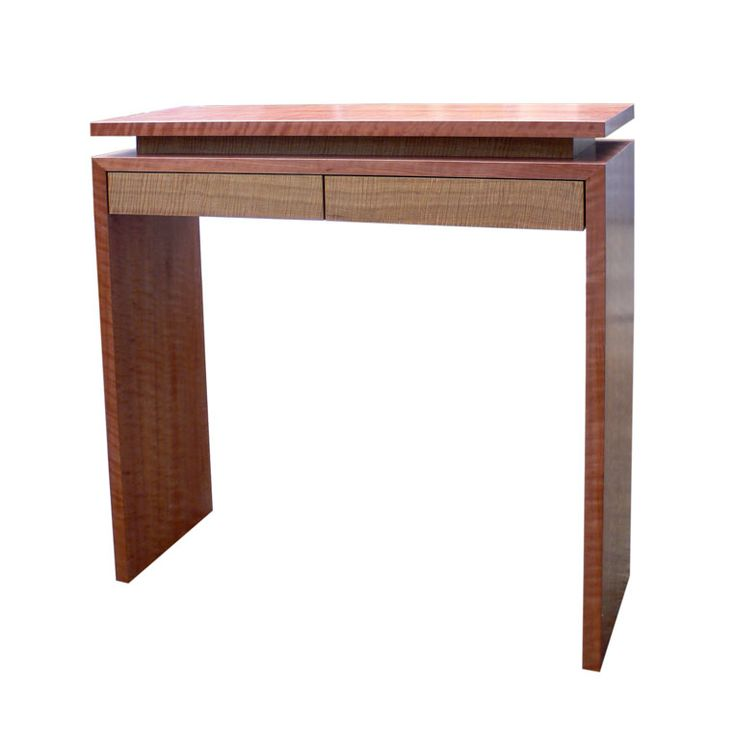 Small Console Table by Anton Gerner - bespoke contemporary furniture melbourne