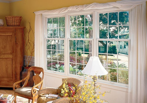 Renewal by Andersen replacement windows - double hung