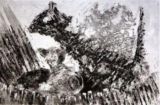 Kapa Melinda alkotásai: Rézkarc 2010-2015