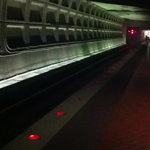 Farragut North metro station, Washington DC