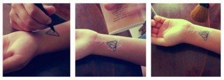 Dočasné tetování - 4