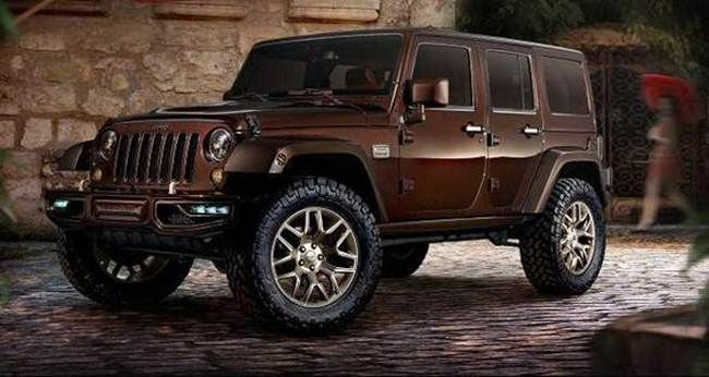 2017 Jeep Wrangler Redesign and Concept - http://bestcarsof2018.com/2017-jeep-wrangler-redesign-and-concept/