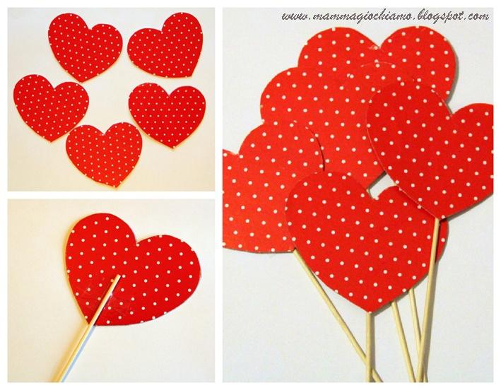 Le 10 migliori idee su centrotavola fai da te su pinterest - Decorazioni per san valentino fai da te ...