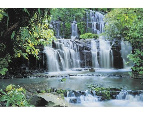 Fotobehang Pura kauni falls 8-dlg kopen bij HORNBACH