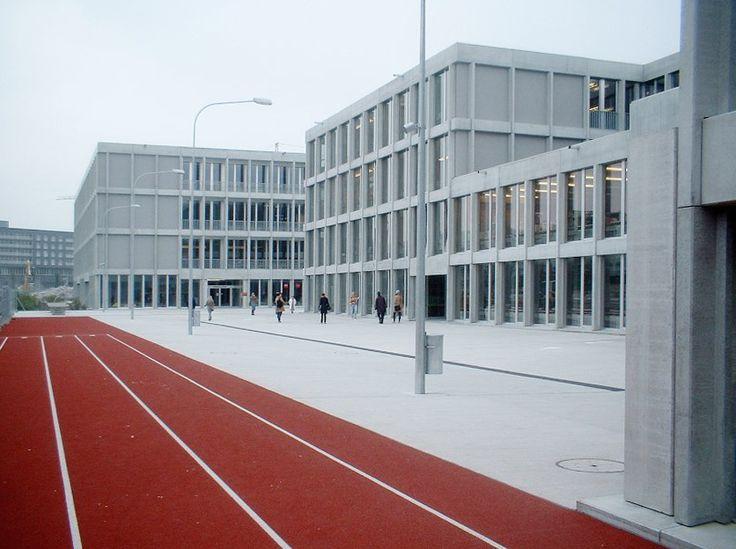 Birch Schule. Peter Märkli