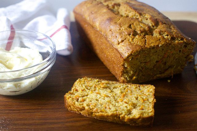 carrot cake with cider and olive oil | smittenkitchen.com