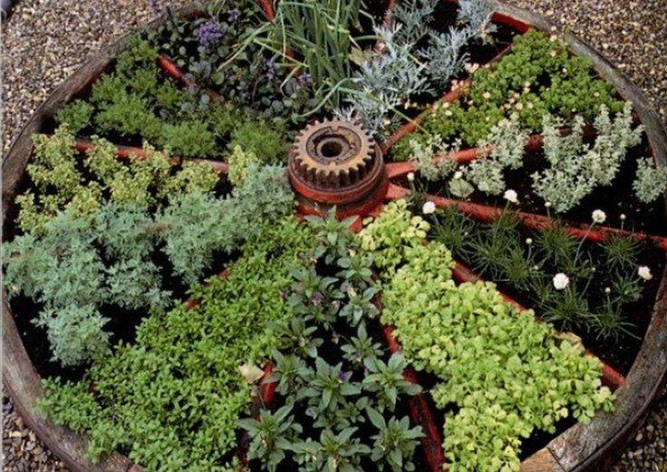 17 best ideas about herb garden design on pinterest recycling plant house garden design and recycled wine corks - Herb Garden Design Ideas