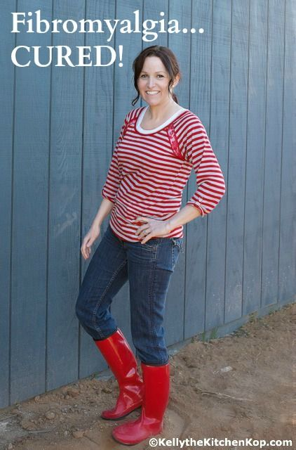 Fibromyalgia CURED – Another Real Food Success Story   Kelly the Kitchen Kop