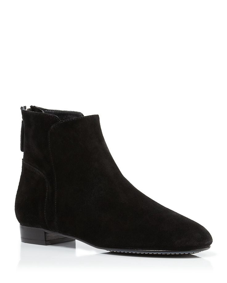 DELMAN DELMAN BOOTIES - MYTH SUEDE. #delman #shoes #all