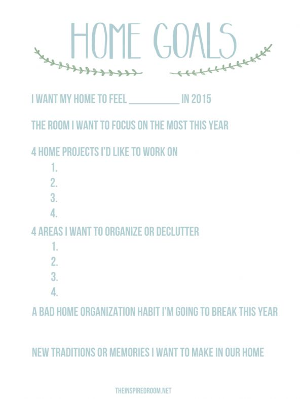Worksheets Home 2015: 17 Best images about Goal Setting Worksheets & Printables on    ,
