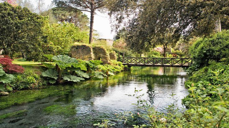 I giardini da sogno di Ninfa - Latina - ITALY