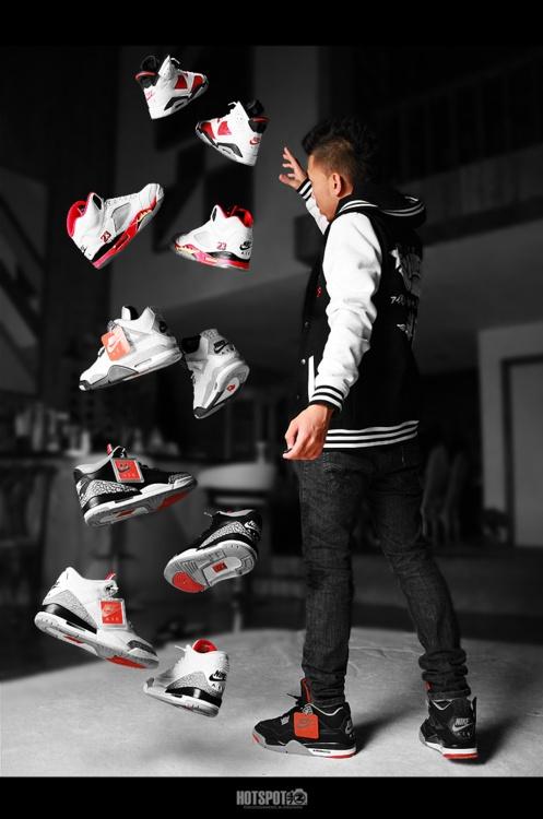 Love me some Jordans.