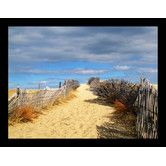 Found it at Wayfair - 'Path to the Beach' by Joseph Condon Framed Photographic Print ART you can buy directly from us! Available in framed, canvas, posters, and prints! At prices that won't break the bank. www.buyart4less.com #buyartforless