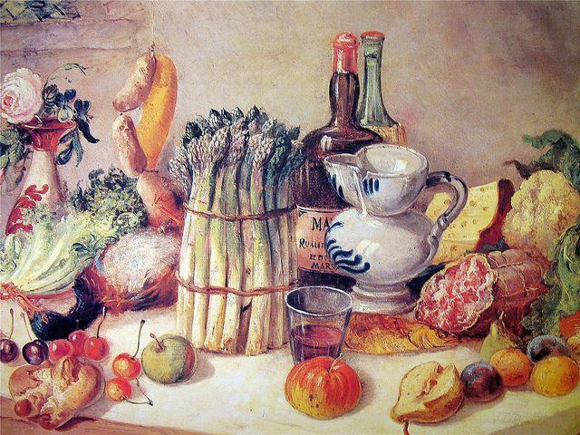 Giovanni Segantini - Still life