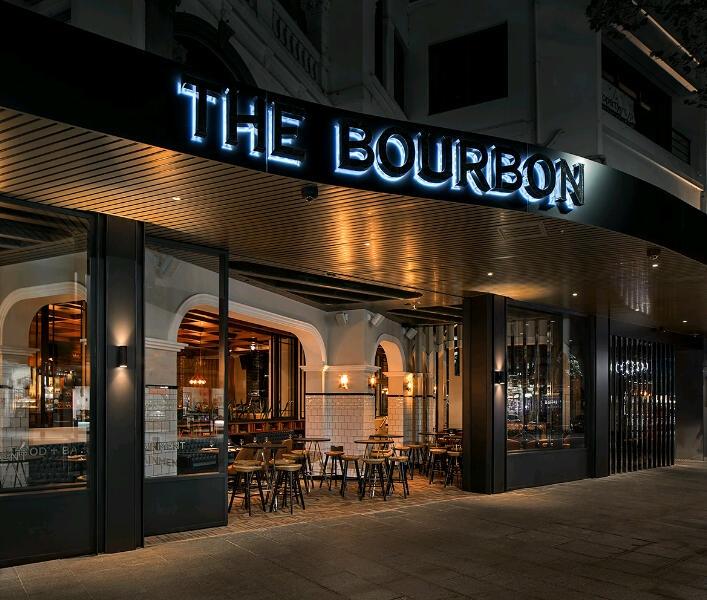The Bourbon, Sidney 2013