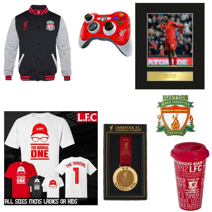 Here's a great selection of products just added to our website - see link in our bio for more details #LFC #LiverpoolFC #YNWA #Products #Memorabilia #LFCMemorabilia #sale #bargain #LFCFamily #Liverpool #JFT96 #shopping  #sports #football #soccer