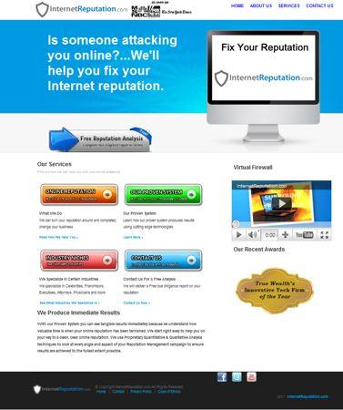 Experienced reputation management firm InternetReputation.com can help fix your #OnlineReputation! Learn more about @InternetRepu >> internetreputation.com --> www.crunchbase.com/company/internetreputation-com