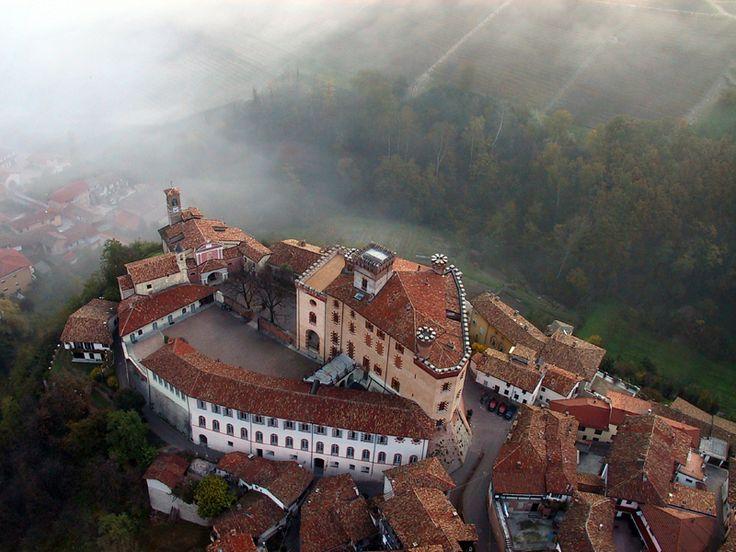 Barolo wine museum - Falletti castle