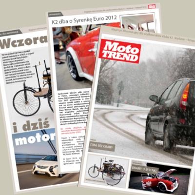 Mototrend 11.2012 - gazetka Klubu K2  http://www.klub.k2.com.pl/component/content/article/306-magazyn-k2/1719-mototrend-102012