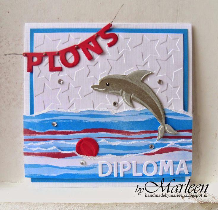 byMarleen: PLONS diploma...