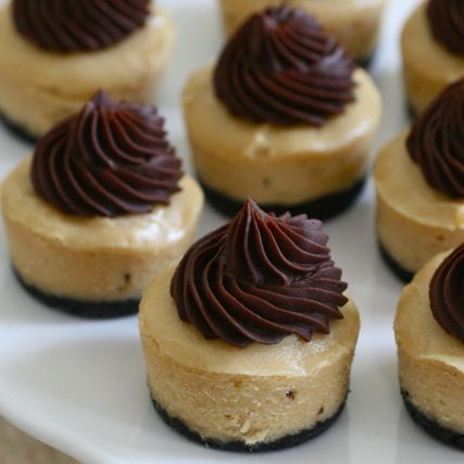While planning for a recent holiday party, the dessert spread came together fairly quickly in my mind but it seemed something was missing. I couldn't quite put my finger on it, but I knew some key dessert element was being overlooked. Then it hit me – peanut butter and chocolateGet the Recipe
