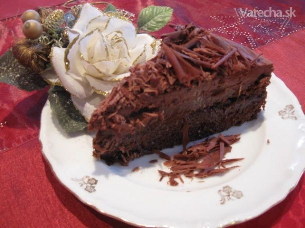 Čokoládový sen (fotorecept) - Recept