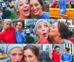 BFFFFF.: Blair And Serena Best Friends, Blair Waldorf, Gossipgirl Friendship, Friends Pictures, Bestfriends, Blake Living, Xoxo Gossip, Gossip Girls Best Friends, Blair And Serena Photoshoot