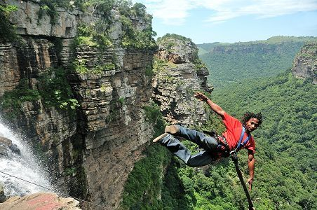 Get your adventure on at KwaZulu-Natal's Oribi Gorge.