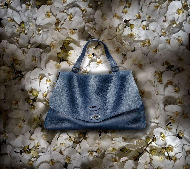 Postina® L Cachemire Pura col. Denim  Buy yours now on Zanellato Official Store!