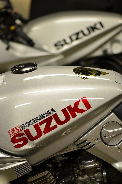 Suzuki Yoshimura. The Katana and TS80 are the only Suzukis I really feel for.