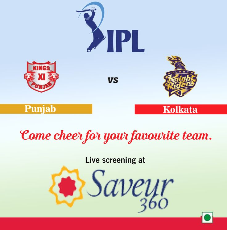 Kolkata Knight Riders or Kings XI Punjab? Which team do you think will make it to the next league?  Catch the craze w/t live screening and cheer your favourite team. Relish sinful global vegetarian cuisine with some t20 fun. Also savour our unlimited Italian fusion dinner @ ₹ 431 (inclusive of all taxes). #RigveditaHospitality #Saveur360 #FoodAddictsAhmedabad #FoodaholicsinAhmedabad #SuperFoodies #Foodporn #IPLfever #t20mania #whatshot_in #foodbloggerai #Whatshot #GJ #GJL #GL #SH #SRH