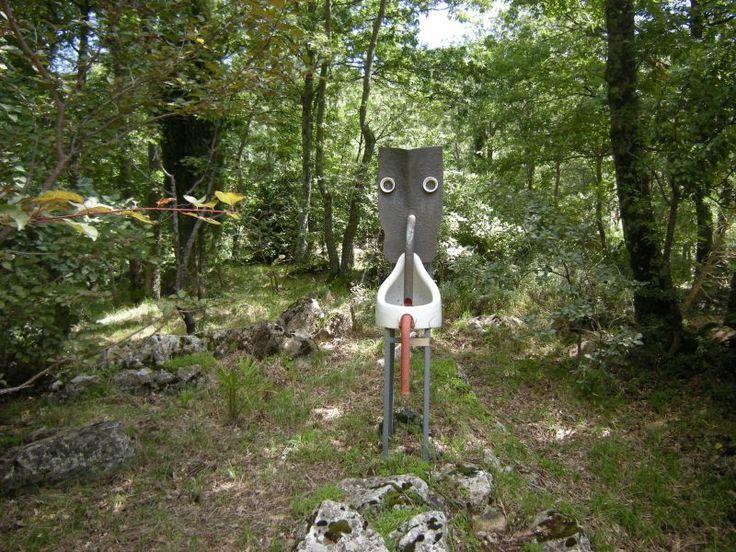 scultura del parco